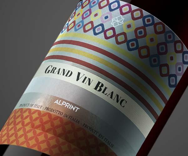 Etichette vino personalizzate Alprint