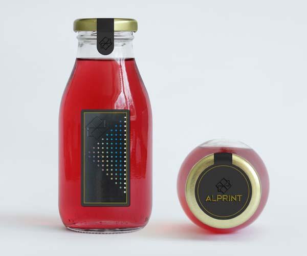 Stampa etichette adesive alimentari Alprint